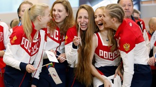 International Olympic Committee approves 271 Russian athletes for Rio 2016