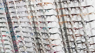200 jobs at risk at glasses company