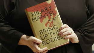 'Bring up the Bodies' marks the second time Hilary Mantel has won the prize