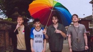Viola Beach's album claims Number 1 on the Album Charts