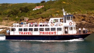 The Trident boat