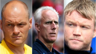Alex Neil, Mick McCarthy and Grant McCann will be all be targeting successful seasons.