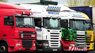 Calls for support to tackle 'huge' truck driver shortage in Wales
