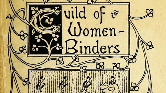 Charing Cross Road Guild of Women Binders