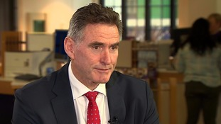 RBS chief executive advises savers to research where to put their money