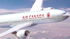 Air Canada's Boeing 777