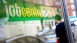 Unemployment in the North East has dropped by nearly eight per cent.