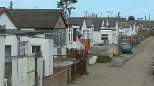 Jaywick in Essex.