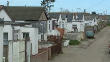 Jaywick in Essex.