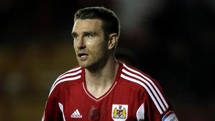 McManus returns to Ashton Gate on loan