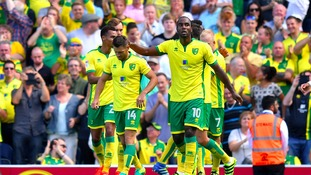 Norwich City were in fine form at Ewood Park.