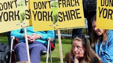 The move could go some way to countering resistance to fracking