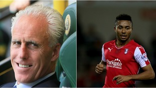 Mick McCarthy was delighted with the impact of his new signing Grant Ward.