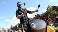 Féile carnival parade