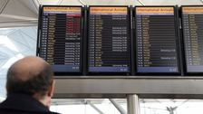 About 43 million passengers suffered delays in the UK last year