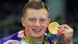 Swimmer Adam Peaty wins first Team GB gold in Rio