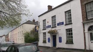Shooting at pub in Somerset village