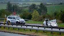 Newry crash