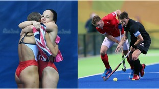Rio round-up: Gallantree and Oates out, men's hockey team grab draw