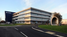 Barnwell House, the UK engineering headquarters of Airbus in Filton, Bristol.