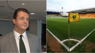 Jez Moxey has started work at Norwich City today.