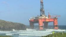 Transocean Winner oil rig