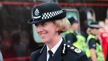 Former Chief Constable Sue Sim