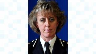 Sue Sim, former chief constable of Northumbria Police