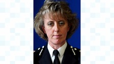 Sue Sim, former chief constable of Northumbria Police