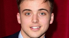 Hollyoaks actor Parry Glasspool has been suspended from the Channel 4 soap.