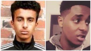 Wassim Muflihi and Yahya Mohammed
