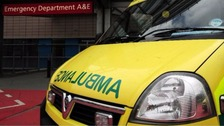 An East of England ambulance