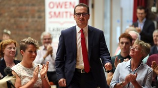 Owen Smith will challenge Jeremy Corbyn for the Labour leadership
