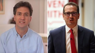 Miliband endorsed Smith for his 'vision, principles and ability to lead'