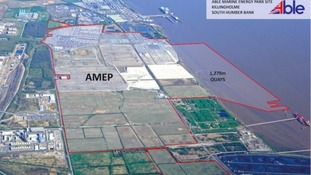 Dong Energy pulls out of Able's Immingham marine energy park