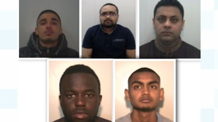 Five jailed after conning victims out of £66,000