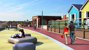 Artists wanted for Whitley Bay promenade