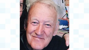 Granville Muir was last seen on Saturday morning