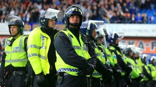 Policing top football matches in Manchester costs more than anywhere else in UK