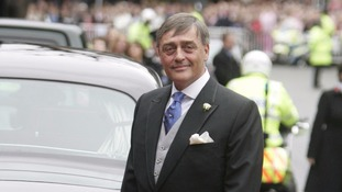 The Duke of Westminster pictured in 2004