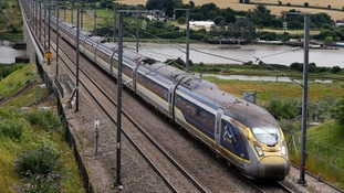 Eurostar rail workers to go on strike in row over work/life balance