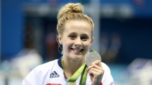 'It's the best feeling in the world' - Siobhan wins silver
