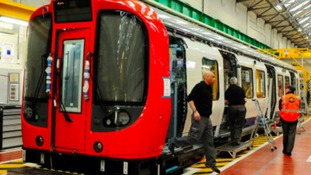 Derby train maker Bombardier land £1 billion pound contract securing 1,000 jobs into the next decade