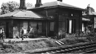 Wingfield Station in 1970