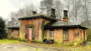 Wingfield Station in Derbyshire