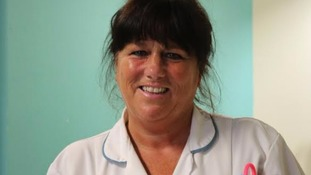 Julie is an A and E nurse at Stepping Hill