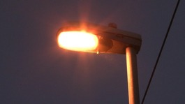 Warwickshire street lights could be switched off at night