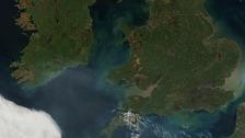 Nasa satellite picture