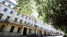 Eaton Square is just a fraction of the Duke of Westminster's estate