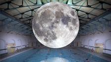 The moon really will be a balloon at the Bristol Balloon Fiesta